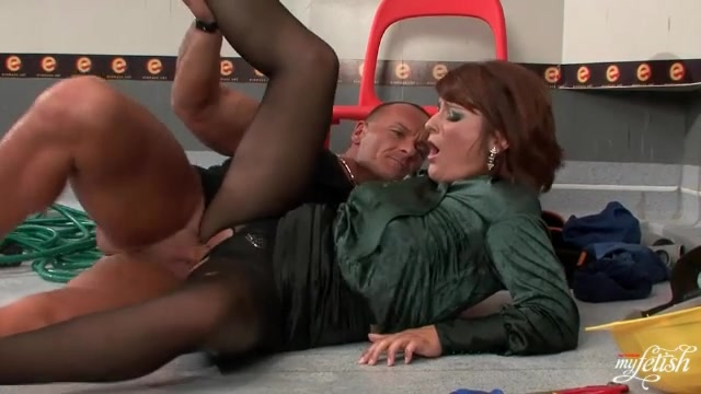 pantyhose ripped riding free movie